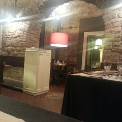 Photo taken at Taverna Rossini by Al M. on 8/1/2012