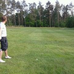 Photo taken at Golfclub Hauptsmoorwald Bamberg e.V. by Samuel E. on 5/19/2012