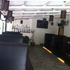 Photo taken at Eastern Hut Restaurant & Cafe by Sasha Z. on 5/21/2012