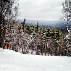 Photo taken at Calabogie Peaks by Jeff R. on 3/2/2012