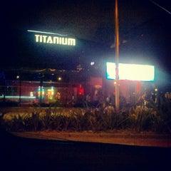 Photo taken at Titanium by Ayiz D. on 5/25/2012