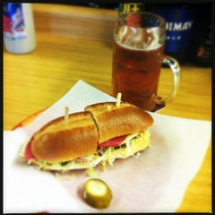 Photo taken at Hollingshead's Delicatessen by Neal T. on 6/20/2012