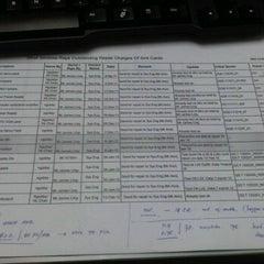 Photo taken at PT Sinar Sentosa Raya by Uda Aank F. on 3/15/2012