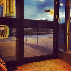 Photo taken at Telford Bus Depot by Dan B. on 4/14/2012