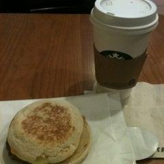 Photo taken at Starbucks by Kodi S. on 5/19/2012