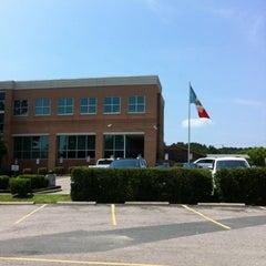 Photo taken at Consulado General De Mexico En Raleigh by Lee C. on 8/3/2012