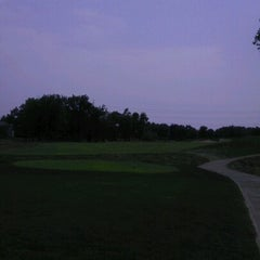 Photo taken at Tiffany Greens Golf Club by Casey H. on 6/30/2012
