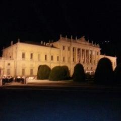 Photo taken at Villa Olmo by Salvatore S. on 6/30/2012