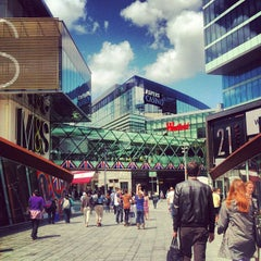 Photo taken at Westfield Stratford City by Raphlin L. on 6/19/2012