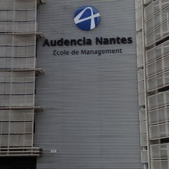 Photo taken at Audencia Nantes by Александр М. on 9/10/2012