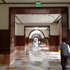 Photo taken at Asian Development Bank (ADB) by randyboy on 7/3/2012