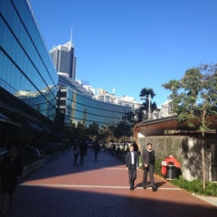 Photo taken at Darling Quarter by 高手놀리밑™ on 6/7/2012