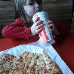 Photo taken at Spatola's Pizza by alex i. on 3/4/2012