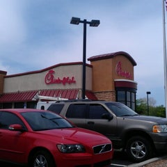 Photo taken at Chick-fil-A by Maria L. on 8/21/2012