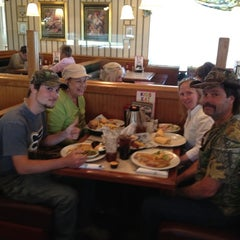 Photo taken at Perkins Restaurant & Bakery by Ann O. on 4/25/2012