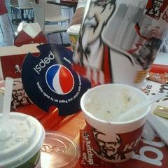 Photo taken at KFC by Jacqueline C. on 4/28/2012