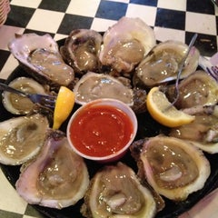Photo taken at Acme Oyster House - Baton Rouge by Meghan M. on 5/28/2012