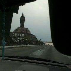 Photo taken at Santiago de Querétaro by Faby C. on 2/5/2012