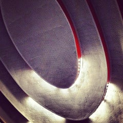 Photo taken at The New School Auditorium at 66W 12th by Matt C. on 7/19/2012