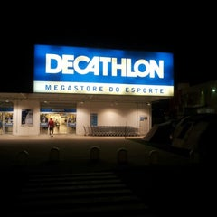 Photo taken at Decathlon by Robert S. on 8/8/2012