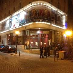 Photo taken at Teatro Maravillas by Carlos R. on 3/10/2012