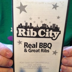 Photo taken at Rib City by Shannon C. on 6/17/2012