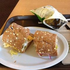 Photo taken at TOGO'S Sandwiches by Ruben P. on 8/29/2012
