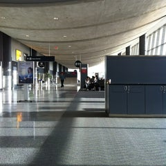 Photo taken at Gate B19 by Nick S. on 12/4/2011