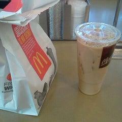 Photo taken at McDonald's by Bellflower C. on 1/13/2012