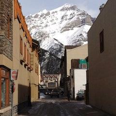 Photo taken at Banff National Park by Steve T. on 3/18/2012