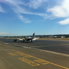 Photo taken at Boeing Field/King County International Airport (BFI) by PE on 6/17/2011