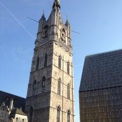 Photo taken at Belfort / Belfry by Ilona M. on 9/1/2012