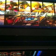 Photo taken at Cross Fire Arcade by Jason F. on 11/5/2011