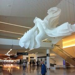 Photo taken at Terminal 2 by Bob D. on 4/12/2011