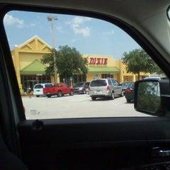 Photo taken at Winn-Dixie by Michael L. on 5/18/2012