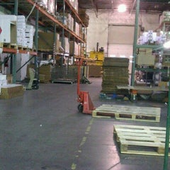 Photo taken at Midwest Engine Warehouse by Renee F. on 12/28/2011