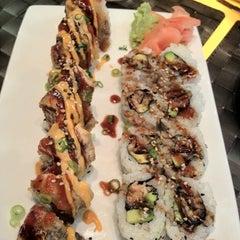 Photo taken at Aja Restaurant & Bar by Maurice on 9/11/2012