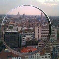 Photo taken at MAS I Museum aan de Stroom by Pieter P. on 10/29/2011