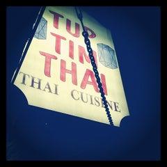 Photo taken at Tup Tim Thai by Rob H. on 12/7/2011