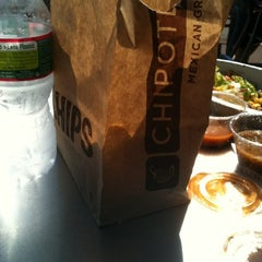 Photo taken at Chipotle Mexican Grill by Miranda S. on 9/3/2012