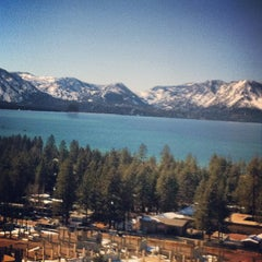 Photo taken at Forest Buffet at Harrah's Hotel Casino Lake Tahoe by Darwin D. on 2/19/2012