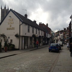 Photo taken at Bailgate by Adam T. on 7/7/2012