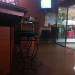 Photo taken at Café París by Daniel A. on 6/9/2012