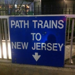 Photo taken at 33rd St PATH Station by Atom N. on 4/18/2012