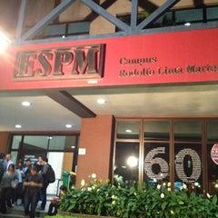 Photo taken at Escola Superior de Propaganda e Marketing (ESPM) by Fábio P. on 5/11/2012
