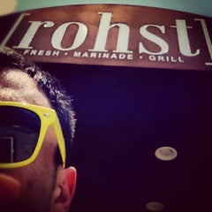 Photo taken at Rohst by Matt G. on 6/17/2012
