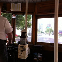Photo taken at M-Line Trolley by Steve M. on 5/15/2012