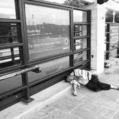 Photo taken at Forest Lane Station (DART Rail) by Mike D. on 8/26/2012