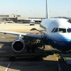 Photo taken at Concourse C by Michael C. on 3/7/2012