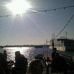Photo taken at IJ-kantine by Anne H. on 10/23/2011